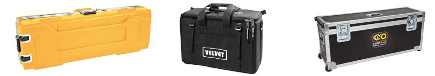 Cases und Transporttaschen