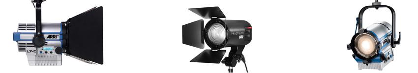 LED Stufenlinsen und Spots