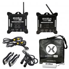 EXALUX CONNECT-TX100 + RX100 Kit