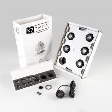 BB&S K7 Twist Kit (schwarz)