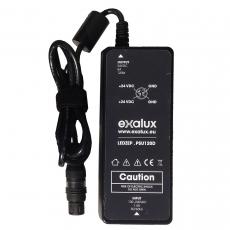 Exalux Netzteil 24VDC/120W für LEDZEP