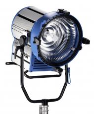 ARRI M40, MAN, Blau/Silber, 0,5 m Kabel, International (VEAM)