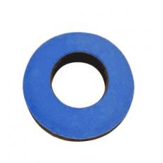 BlueStar Augenleder Mikrofaser blau, XL