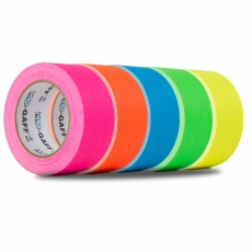 Le Mark Schwarzlicht Tape 48mm x 22.5m Rolle