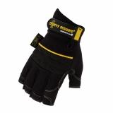 DirtyRigger Comfort Fit  Fingerless Gloves