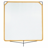 Matthews  48 x 48 (122x122cm) Art. Silk White