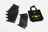 KinoFlo BatWing 4Bank Louver (5pk)