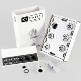 BB&S K7 Twist Kit (weiß)