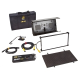 KinoFlo FreeStyle 21 LED DMX Kit,Univ 230U w/ Soft Case