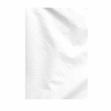 The Rag Place 06 x 06 Grid Cloth Half (Light), White
