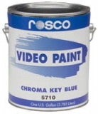 Rosco Video Paint ChromaKey Blue 18.9 Liter