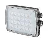 Manfrotto CROMA 2 LED-Licht mit Diffusor und Kugelkopf