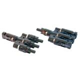 Arvey MC4 Y-Adapter 3 auf 1