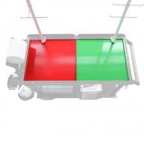 HIL-TOOLs Ablage Set für Desinfektions-Station