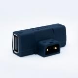 Blueshape D-Tap auf 2x USB Type-A Adaptor