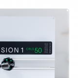 Lightbridge CRLS 2.0 - 50x50cm C-Reflector DIFF 1 - Black Punch inkl. Sleeve