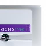 Lightbridge CRLS 2.0 - 50x50cm C-Reflector DIFF 3 – AMBIENT VIOLET inkl. Sleeve