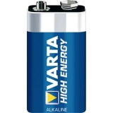 Varta High Energy 9V Block