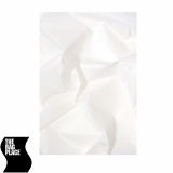 The Rag Place 08 x 08 Art. Silk Quarter White