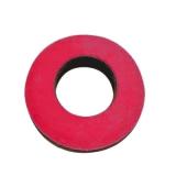 BlueStar Augenleder Mikrofaser rot, XL