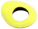 BlueStar Augenleder Mikrofaser gelb, XL