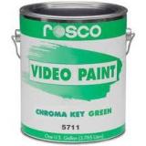 Rosco Video Paint ChromaKey Green 3.79 Liter