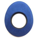 BlueStar Augenleder Mikrofaser blau