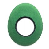 BlueStar Augenleder Mikrofaser grün, large
