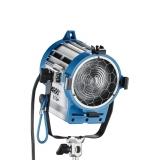 ARRI 650 Plus MAN, blau/silber, 90 - 250 V AC, Schuko-Stecker