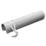 Modern Studio Speedclip für 48mm Rohr weiß
