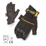 Dirty Rigger Leather Grip™ Framer (V2) Heavy Duty Rigger Glove